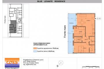 Appartamento 2 €250.000,00