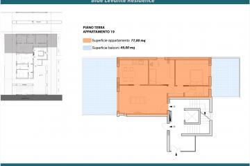 Appartamento 19  € 260.000,00